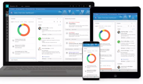 New Mobile Experience Amp Unified Interface For Dynamics 365