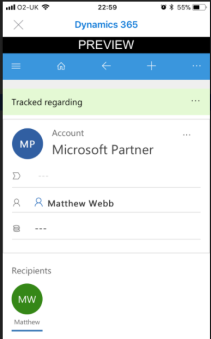 Matthew Webb's Dynamics 365 Blog – Page 2 – A series of